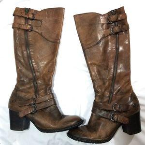 BORN Milari Leather Boots
